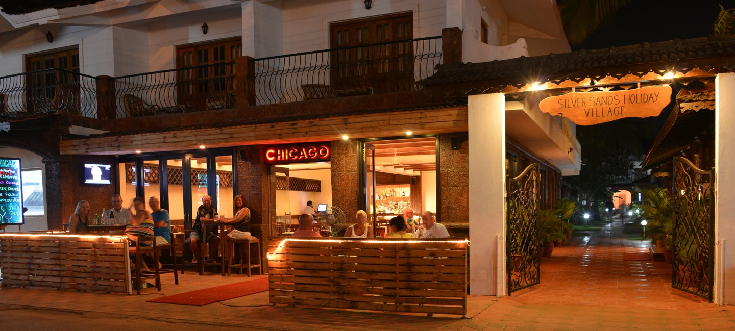 Chicago Bar Restaurant At Silver Sands Holiday Village