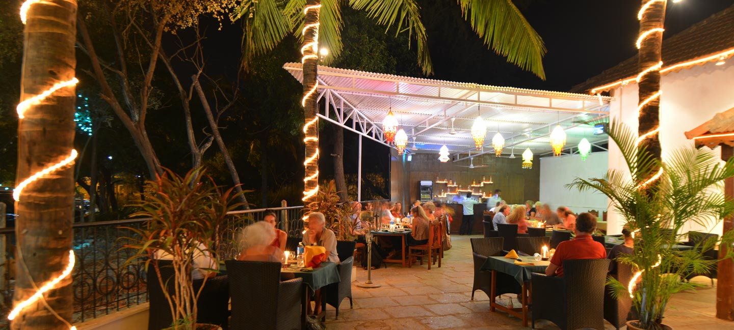 Sheetal Bar Restaurant At Silver Sands Holiday Village